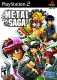 Metal Saga (PlayStation 2)